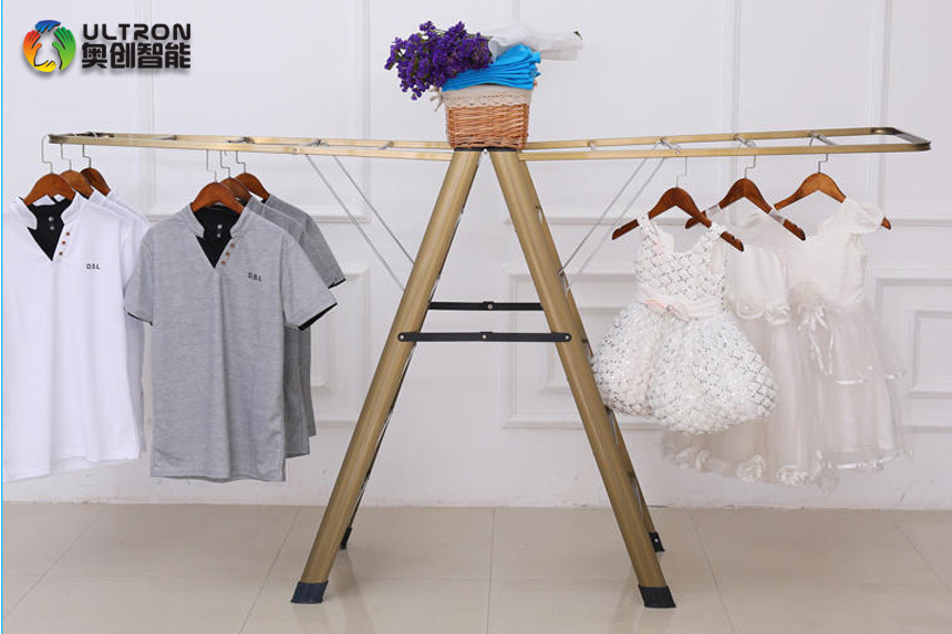 houseware foldable clothes drying rack