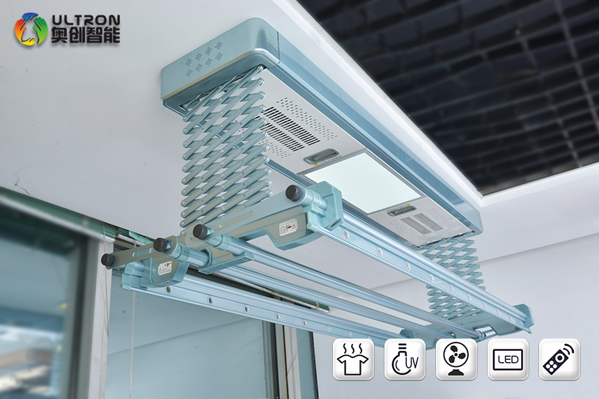 New design durable popular electric clothes airer