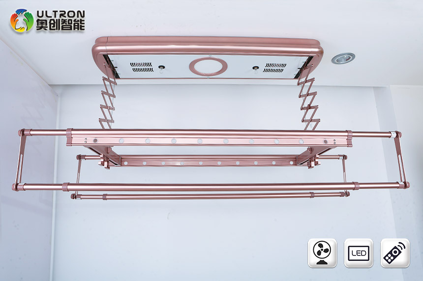 electric lifting clothes drying rack