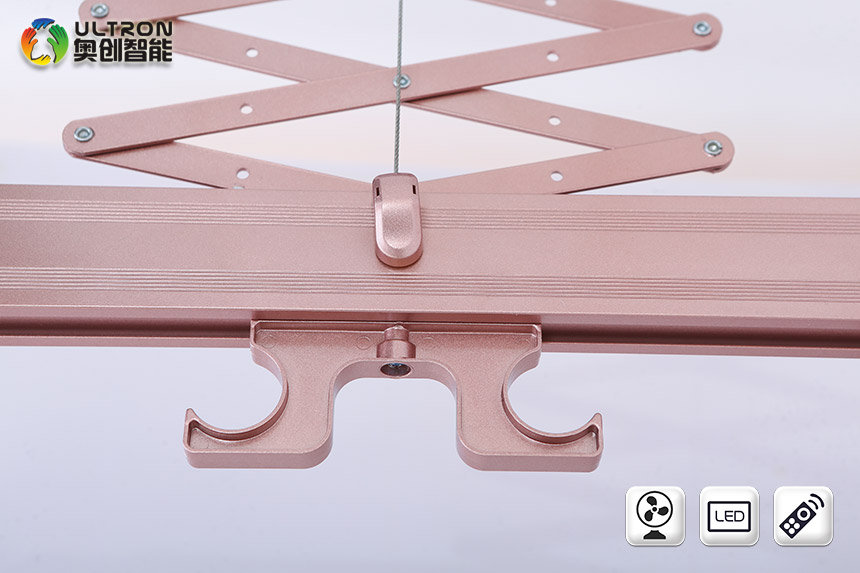 ceiling electric clothes hanger